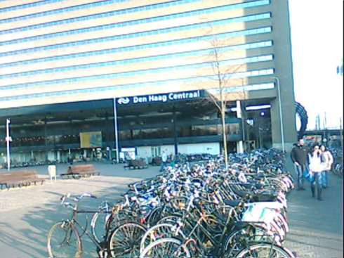 Biciclete, Gara Centrală