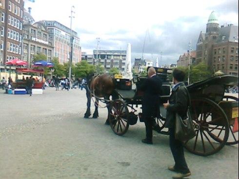 Cu trăsura prin Amsterdam picture-218