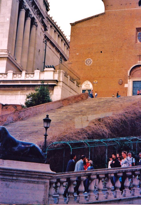 De Paști la Roma...