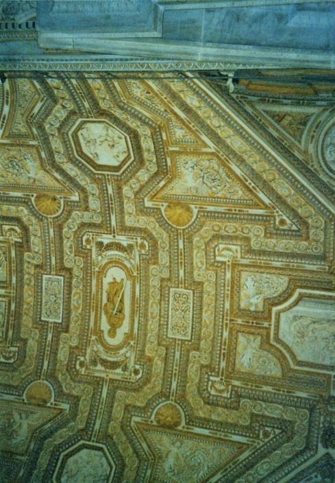 Cupola Bisericii Sfântul Petru (fragment)