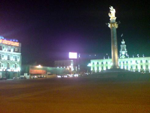 Seara la Tbilisi
