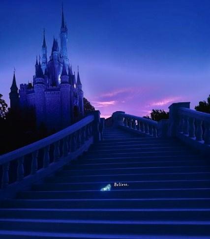 castel albastru