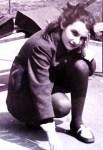 După lecții, fotografie făcută de Liuda