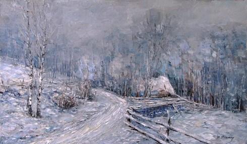 lumină de iarnă